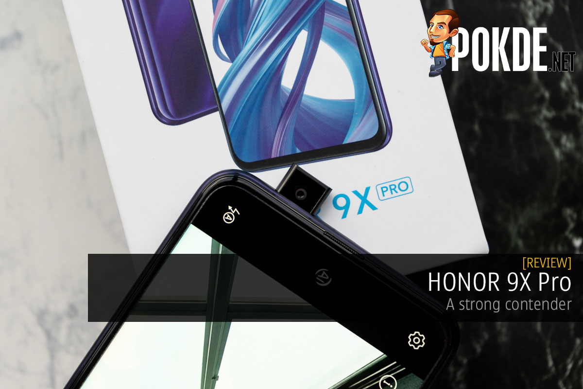 HONOR 9X Pro Review — a strong contender 16