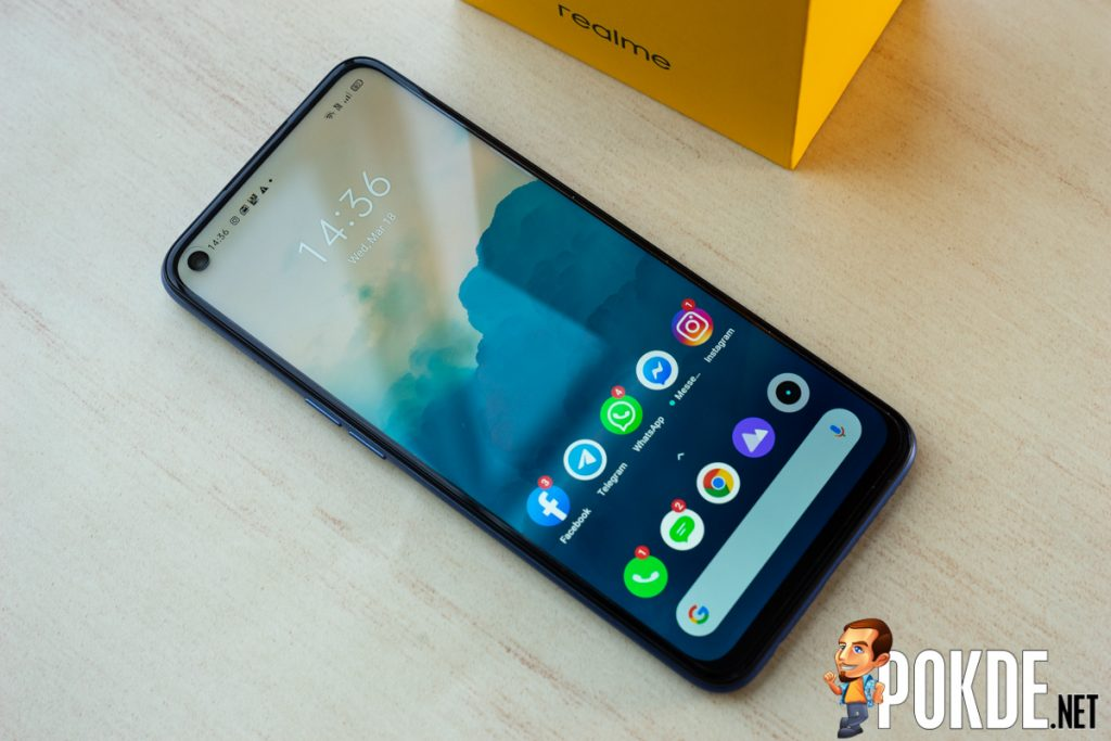 realme 6 Review — enticing hardware, disappointing implementation 24