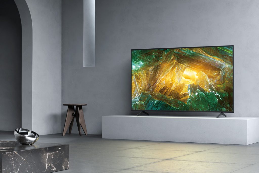 Sony X80H 4K Ultra HD LED TV Is Now Up for Pre-Order with Free Gifts 26