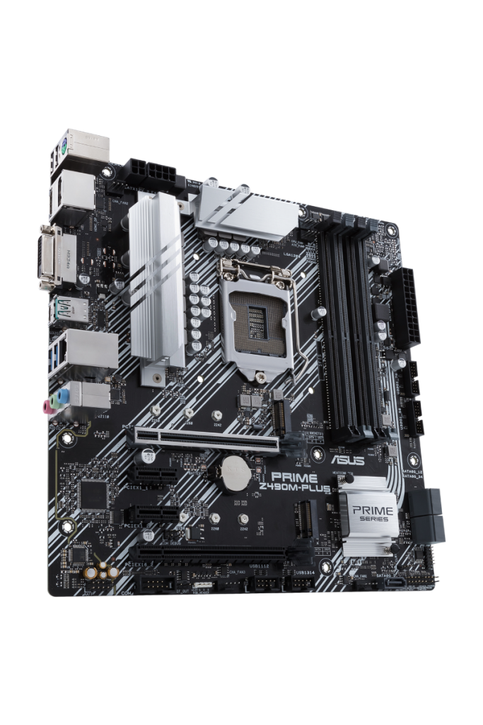 ASUS Z490 motherboards start from RM849 in Malaysia 27