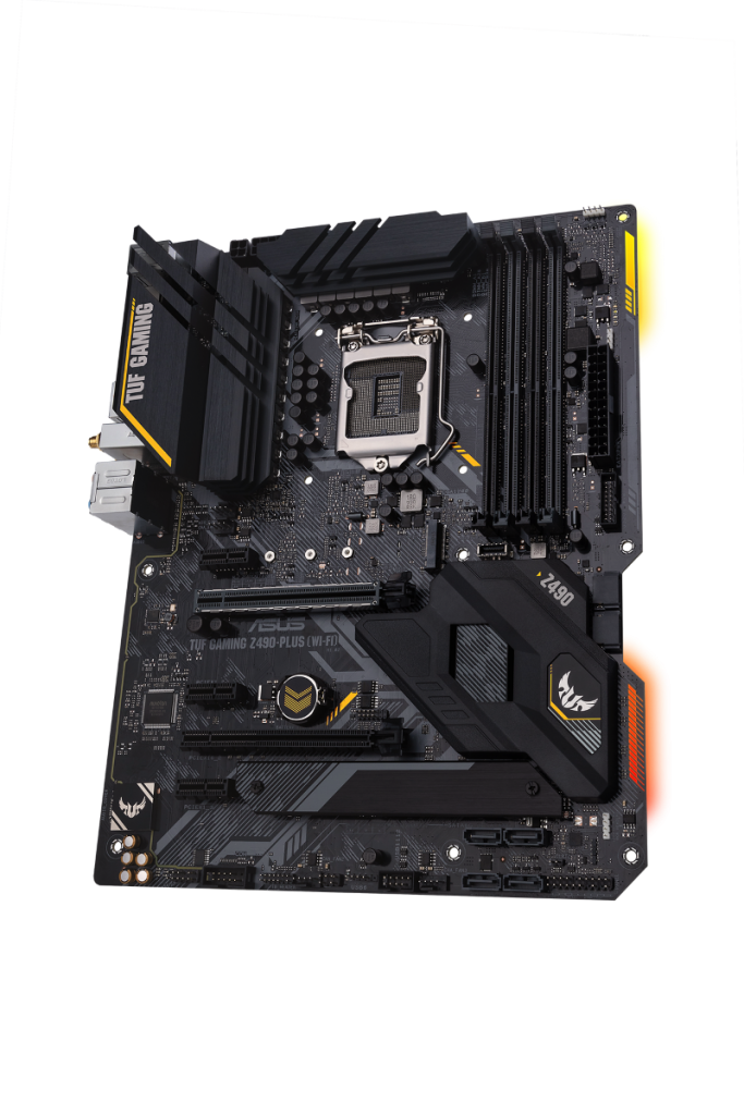 Here are the ASUS Z490 boards with beefed up VRMs to support the 10th Gen Intel Core CPUs! 29