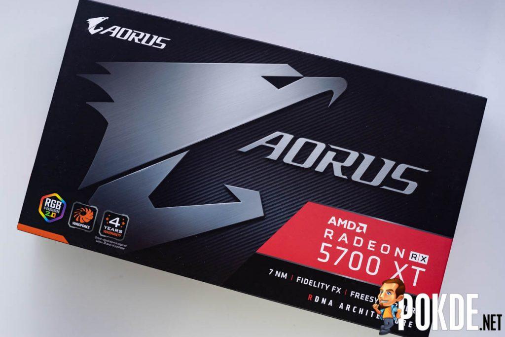 GIGABYTE AORUS Radeon RX 5700 XT Review 23