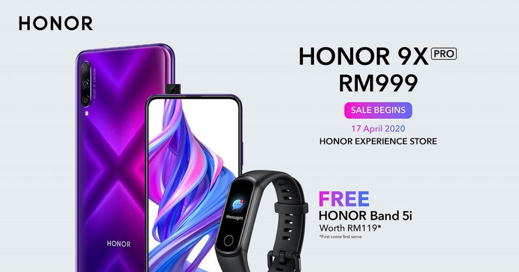 HONOR launched the HONOR 9X Pro, HONOR MagicBook and HONOR MagicWatch 2 Sakura Gold today! 22