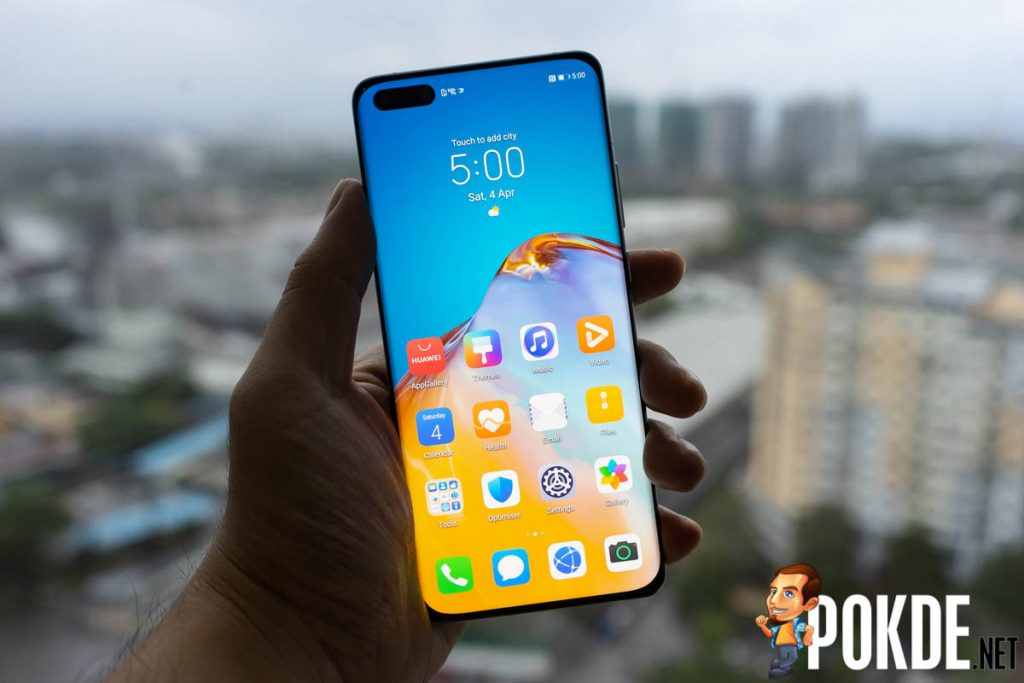 HUAWEI P40 Pro Review — well polished 36