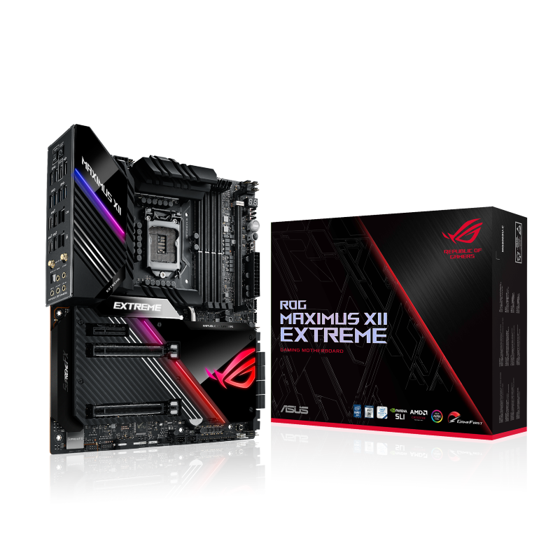 Here are the ASUS Z490 boards with beefed up VRMs to support the 10th Gen Intel Core CPUs! 26