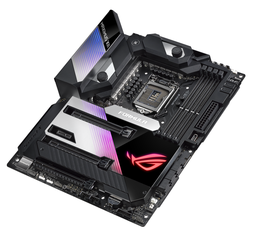 Here are the ASUS Z490 boards with beefed up VRMs to support the 10th Gen Intel Core CPUs! 27