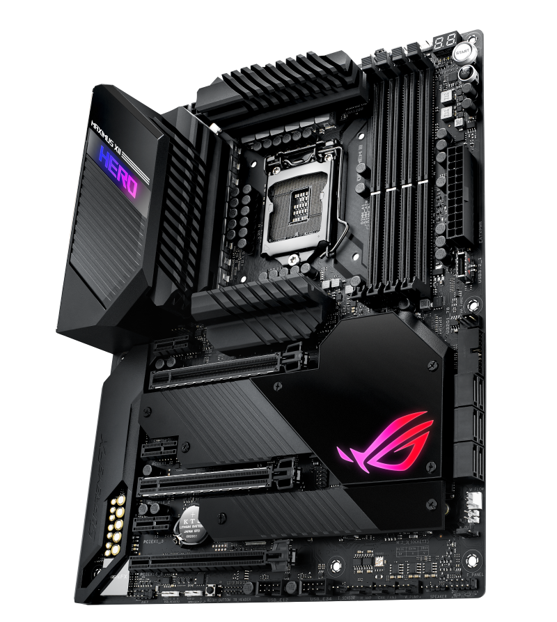 Here are the ASUS Z490 boards with beefed up VRMs to support the 10th Gen Intel Core CPUs! 28