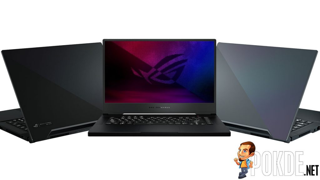 ASUS ROG laptops with 10th Gen Intel Core processors now available from RM6199 28
