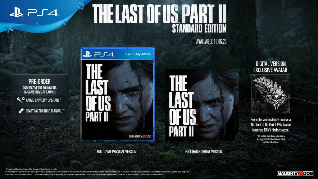 The Last of Us Part 2 Will Take An Enormous Amount of Storage Space 21
