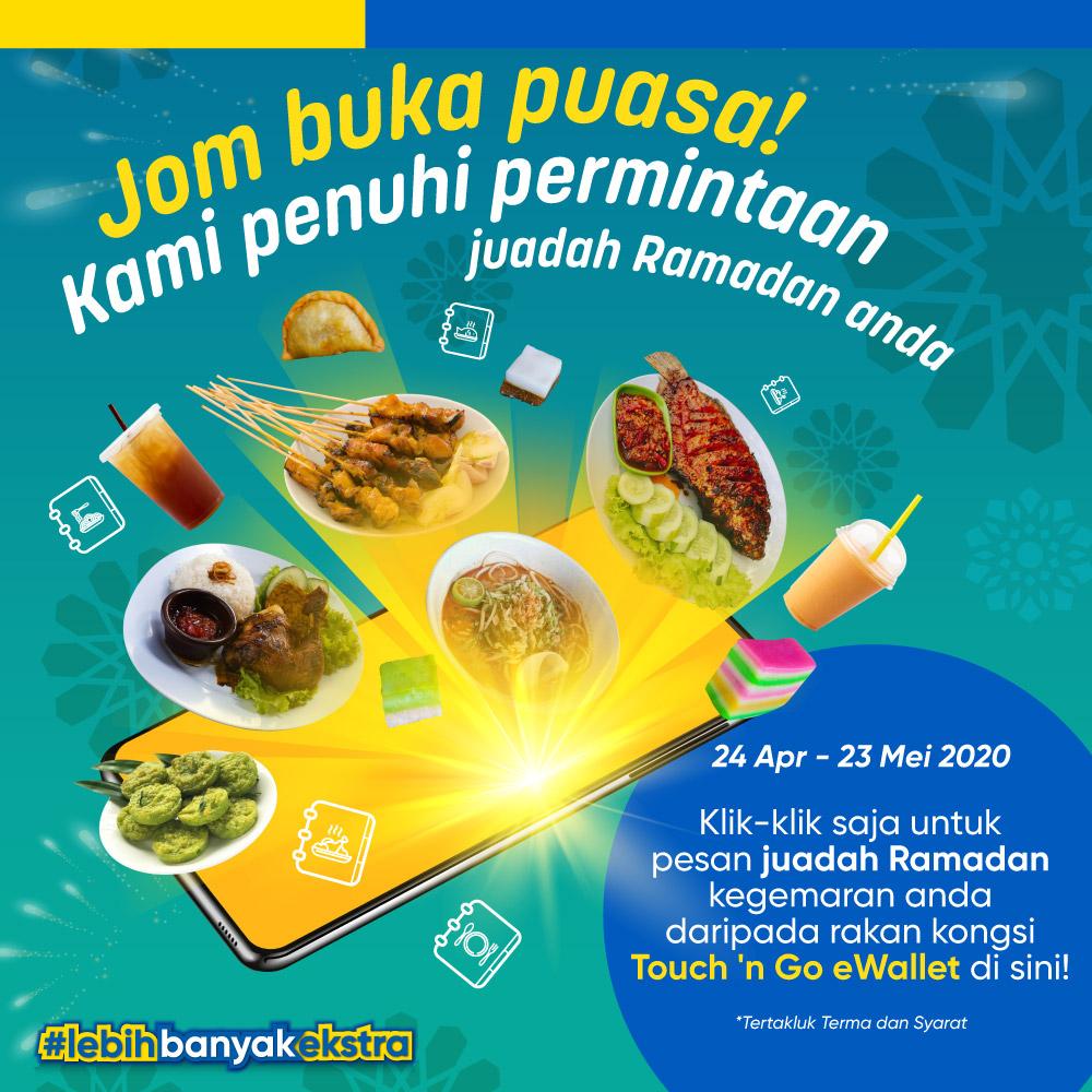 Touch 'n Go eWallet Ramadan 2.0.2.0