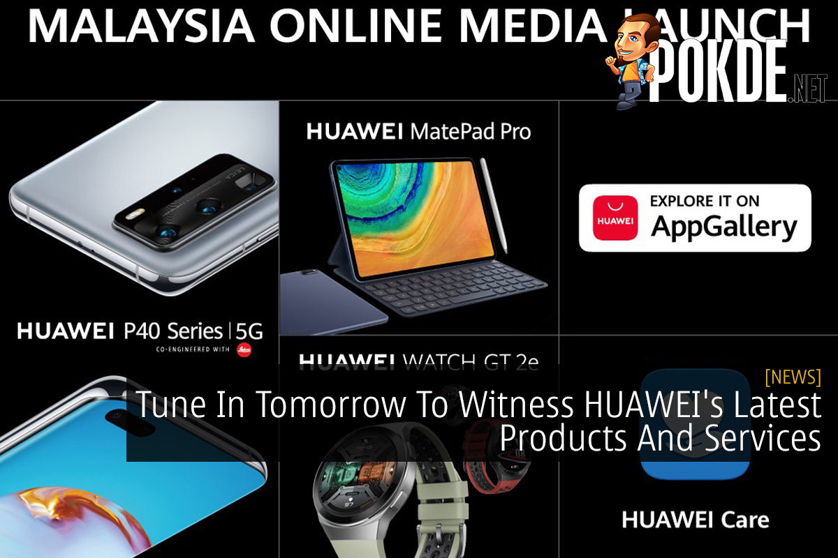 Tune In Tomorrow To Witness HUAWEI's Latest Products And Services 14