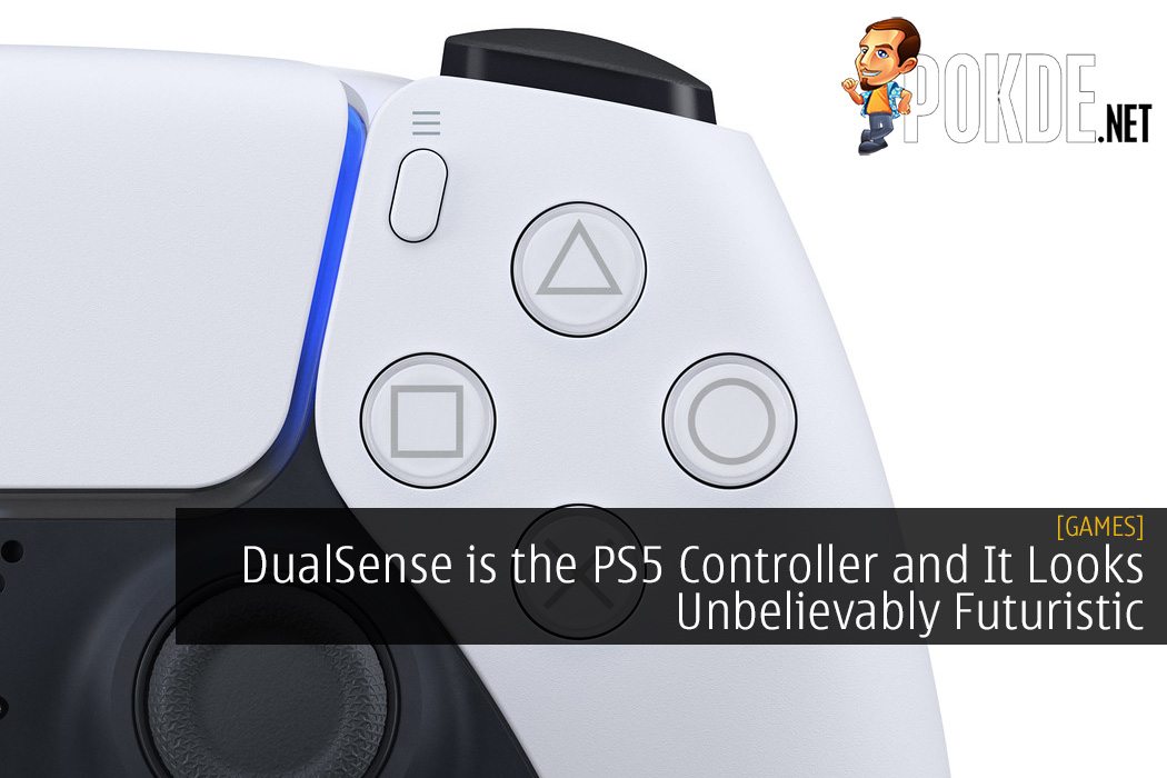 DualSense is the PS5 Controller and It Looks Unbelievably Futuristic 14