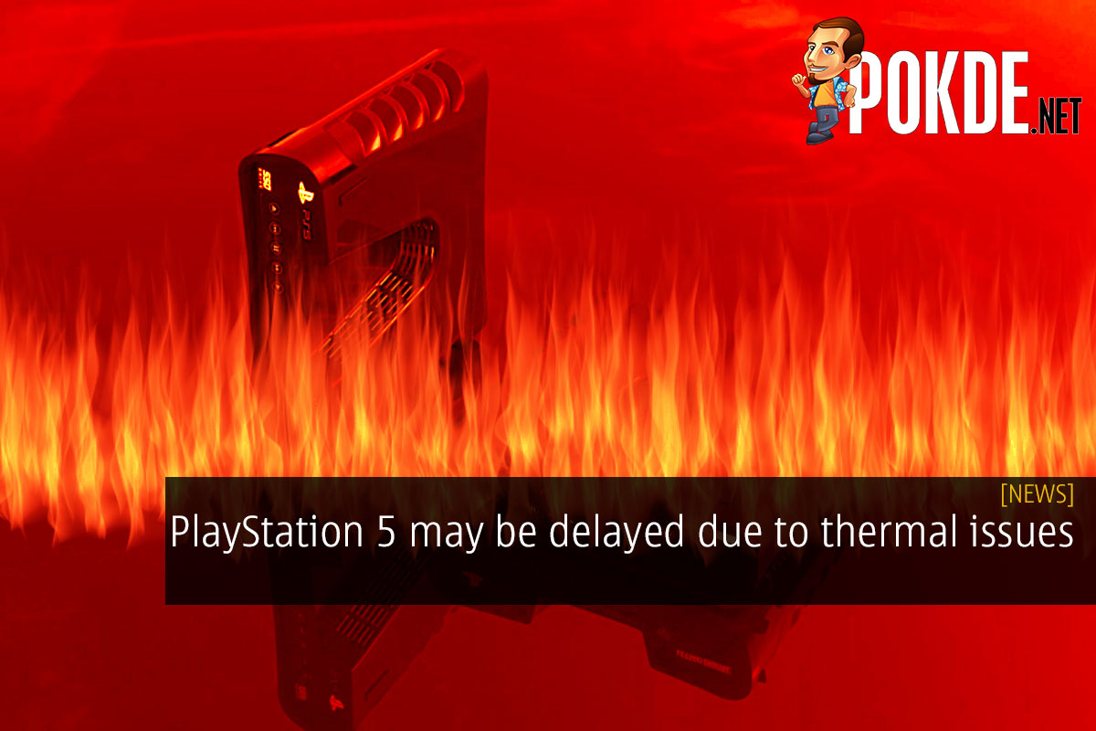 PlayStation 5 might be delayed due to thermal issues 13