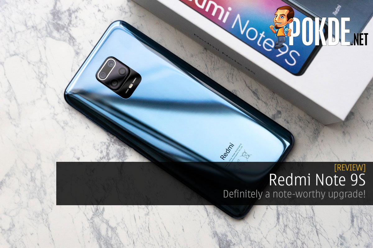 Redmi Note 9S Review — definitely a note-worthy upgrade! 8