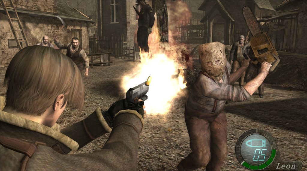 Resident Evil 4 Remake is In The Works at Capcom 19