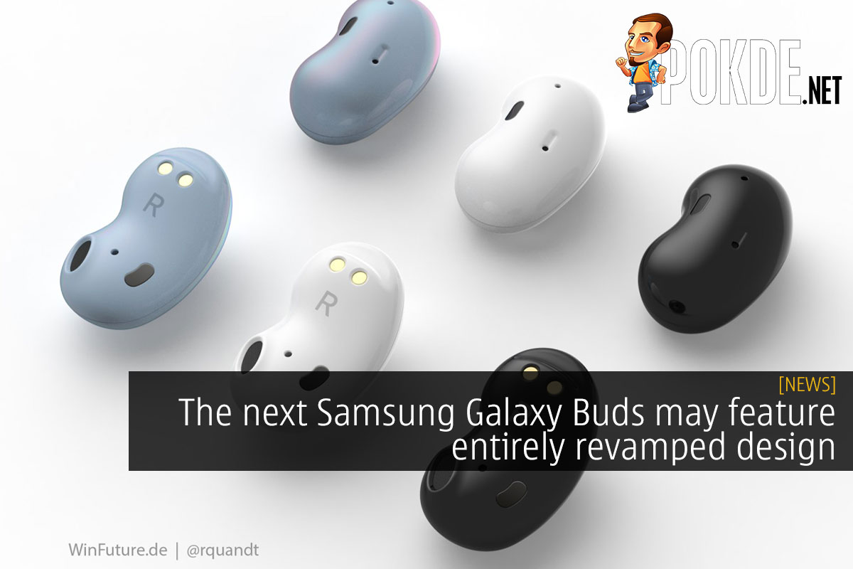 The next Samsung Galaxy Buds may feature entirely revamped design 11