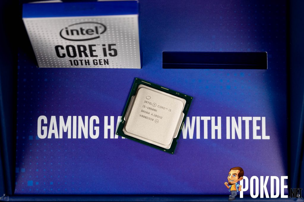 Intel Core i5-10600K Review — the de facto gaming CPU? 24