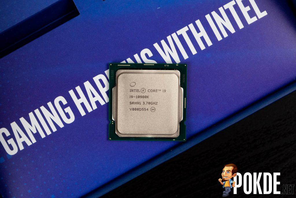 Intel Core i9-10900K Review — Intel's way of saying MOAR CORES 23