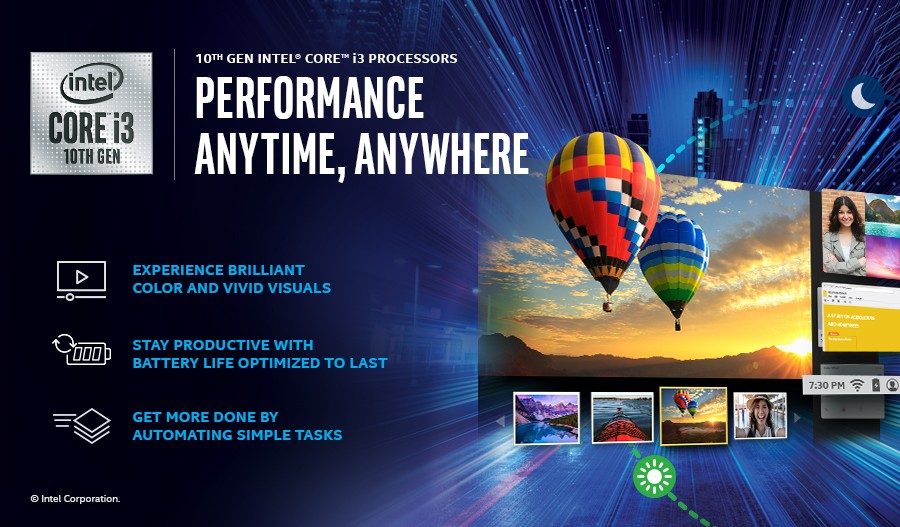 Get The Best Deals on 10th Gen Intel Core HP Laptops to Boost Your Productivity on Intel Day 26
