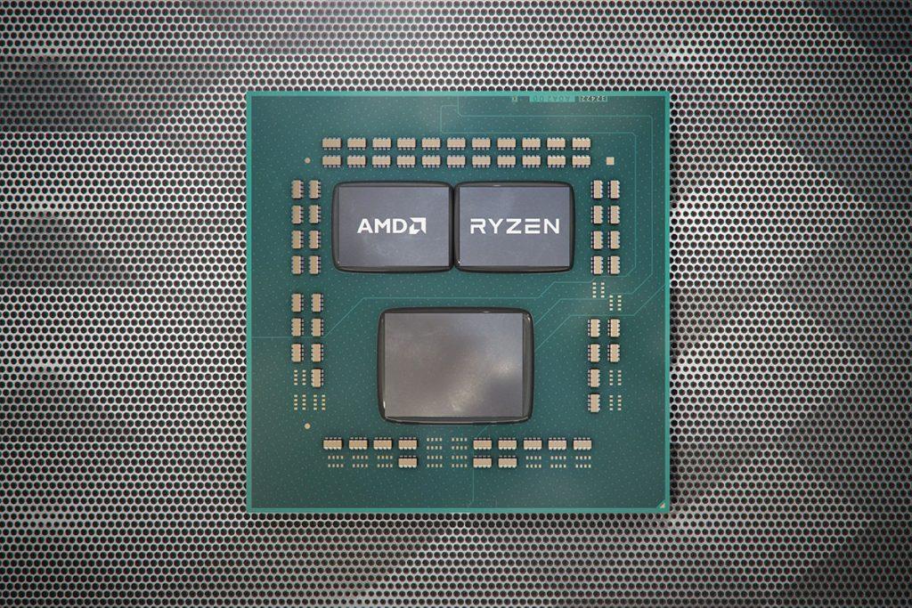 AMD Ryzen chiplet
