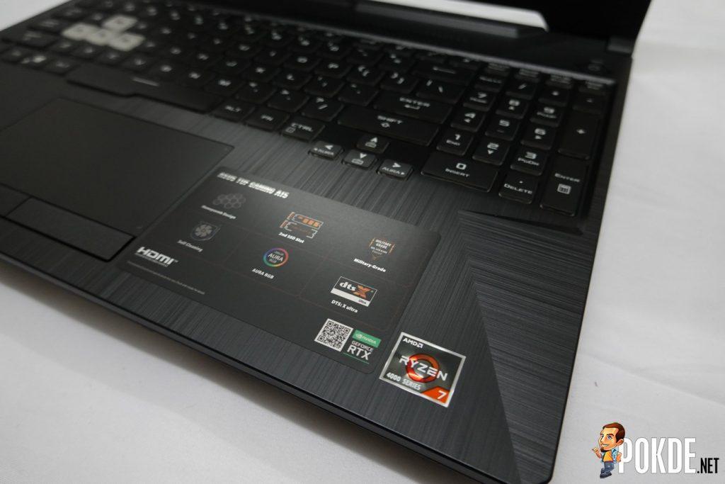 ASUS TUF Gaming A15 Review