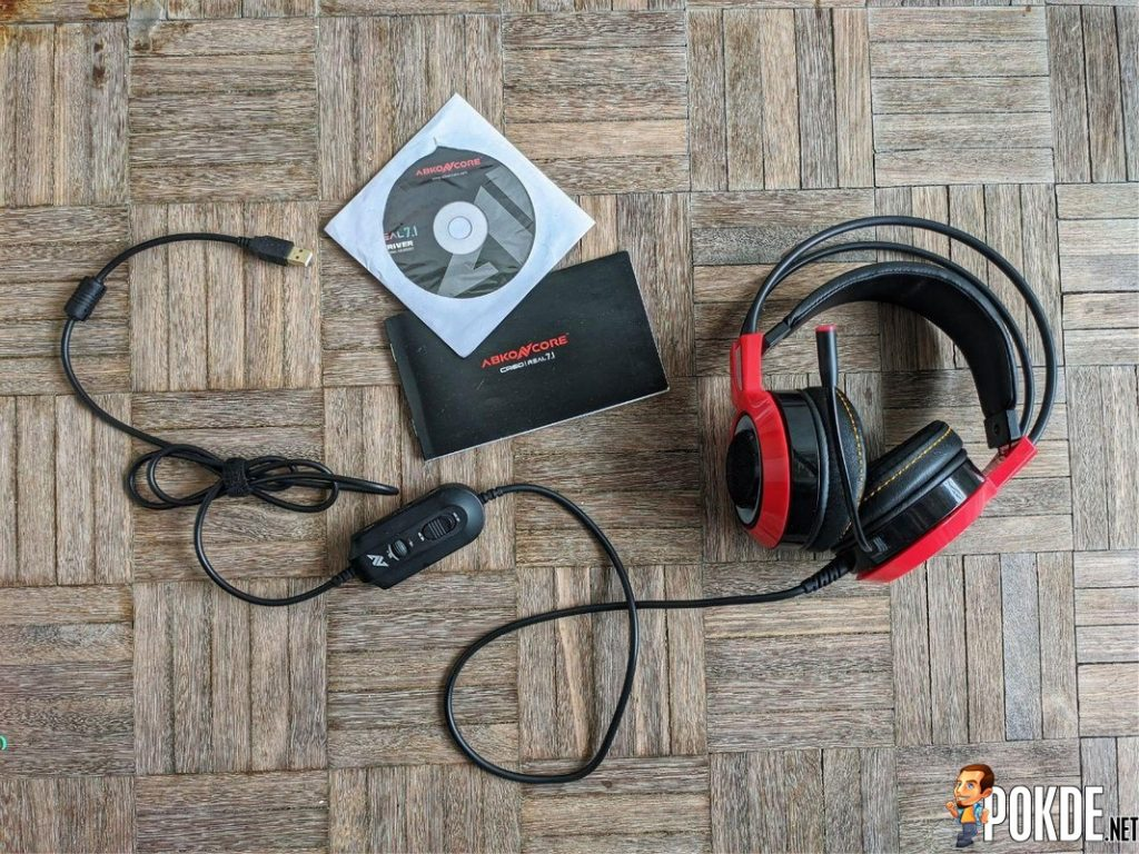 Abkoncore CH60 7.1 Gaming Headset Review - Delivering true surround sound on a budget 24