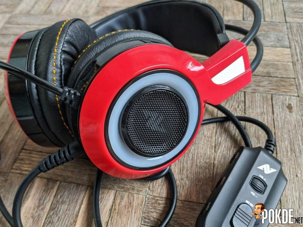 Abkoncore CH60 7.1 Gaming Headset Review - Delivering true surround sound on a budget 26