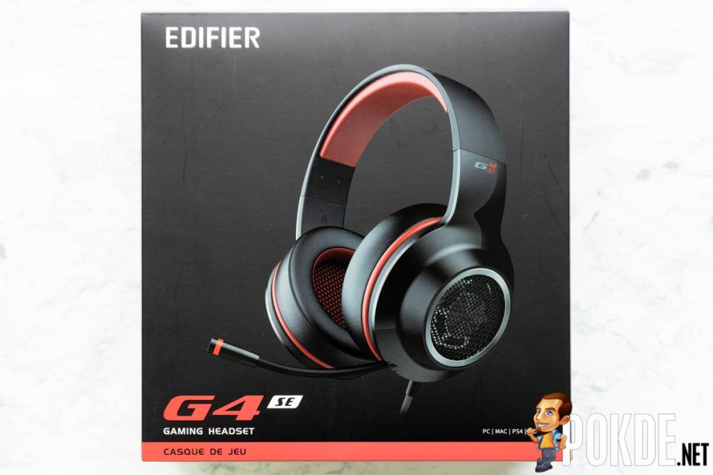Edifier G4 SE Gaming Headset Review — simplicity at its best? 24