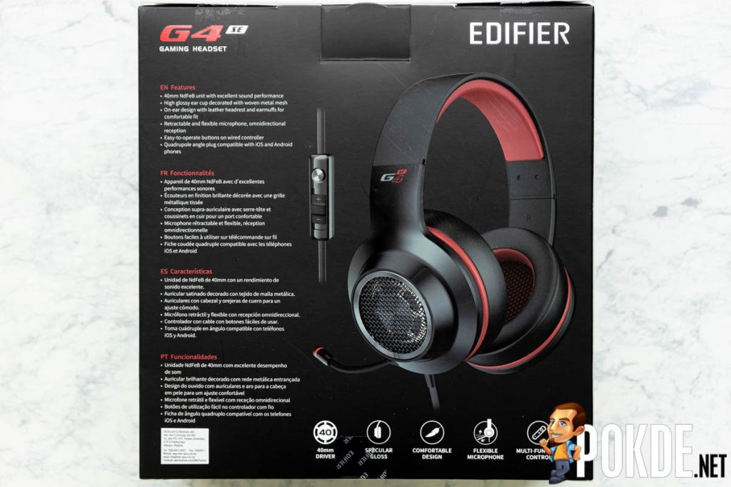 Edifier G4 SE Gaming Headset Review — simplicity at its best? 25
