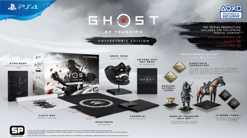 Ghost of Tsushima Now Available For Pre-order From RM249 20