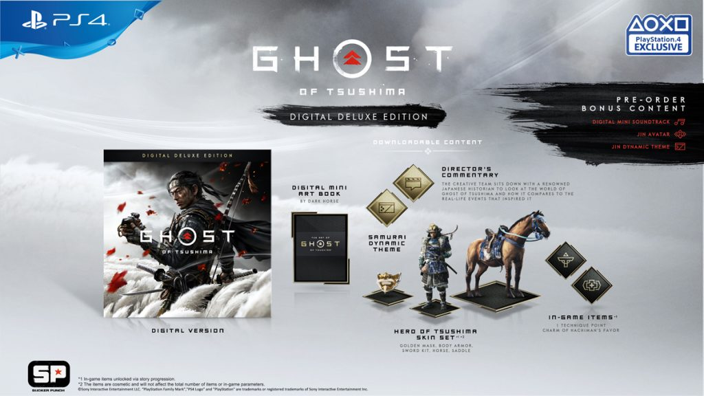 Ghost of Tsushima Now Available For Pre-order From RM249 21