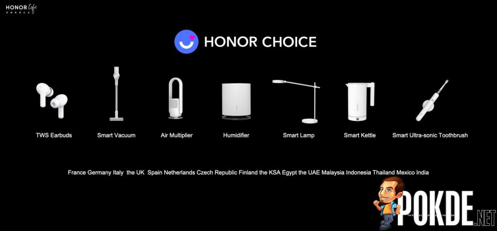 HONOR Expands Smart Lifestyle Products With New HONOR MagicBook Pro and HONOR ViewPad 6 23