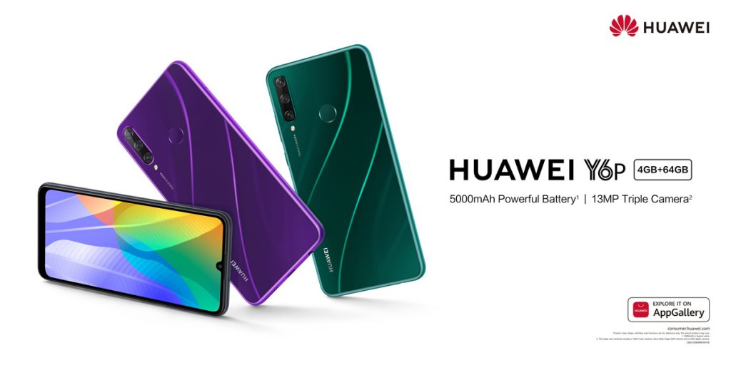 HUAWEI Y6p With 5000mAh Battery To Arrive At RM559 22