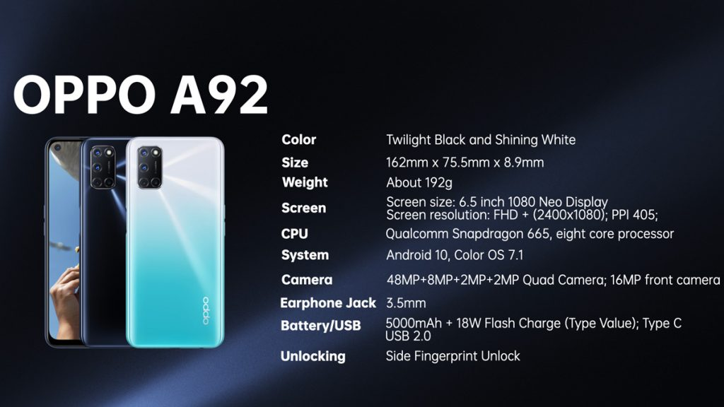 OPPO A92 And OPPO Enco W31 Now Available For Pre-orders In Malaysia 24