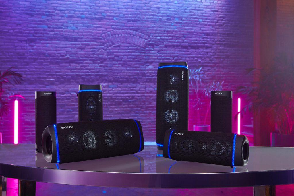 Sony Malaysia Unveils New EXTRA BASS Wireless Speakers with X-Balanced Speaker Units