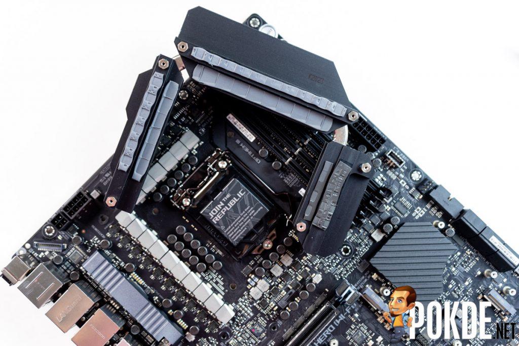 ASUS ROG Maximus XII Hero (WiFi) Review — ASUS' hero Z490 board? 33