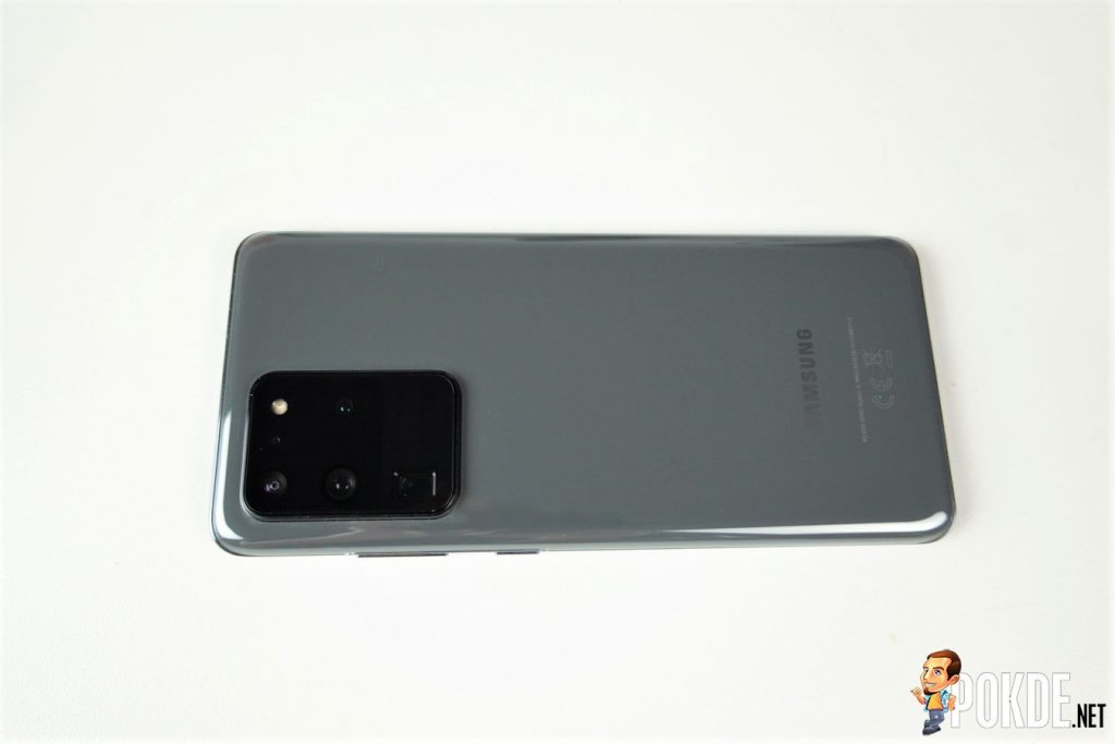 Samsung Galaxy S20 Ultra 5G Review - Ultra Indulgence 28
