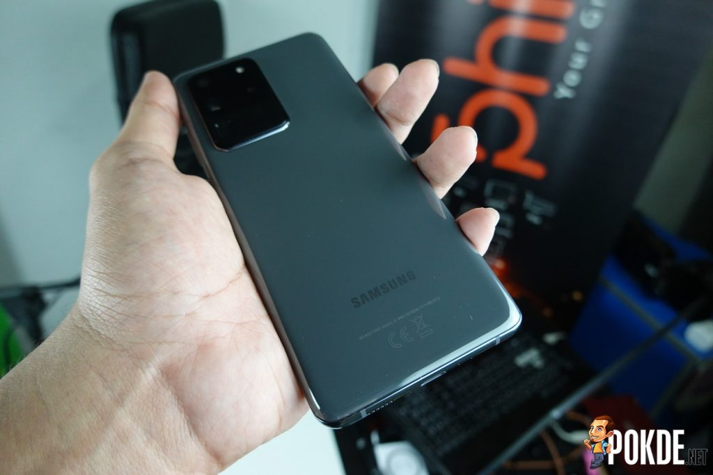 Samsung Galaxy S20 Ultra 5G Review - Ultra Indulgence 36
