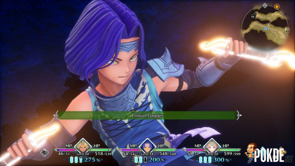 Trials of Mana Review - Simplicity is Good for the Soul 26
