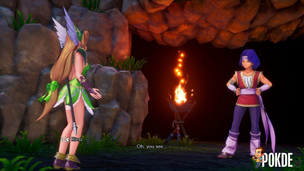 Trials of Mana Review - Simplicity is Good for the Soul 22