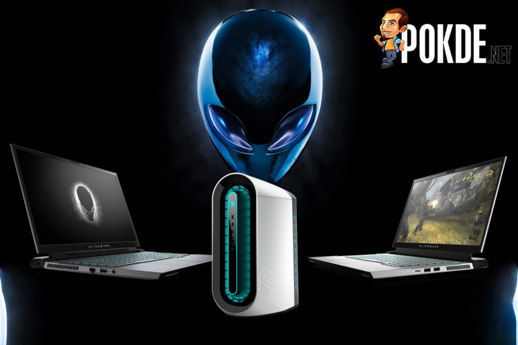 Alienware m15 R3, m17 R3, and Aurora R11 Coming Soon to Malaysia 20