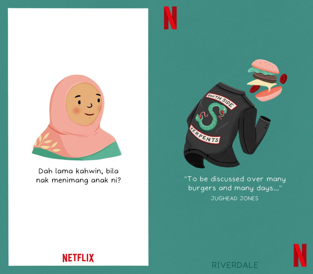 How to Counter These 15 Annoying Raya Situations with Help from Netflix 23