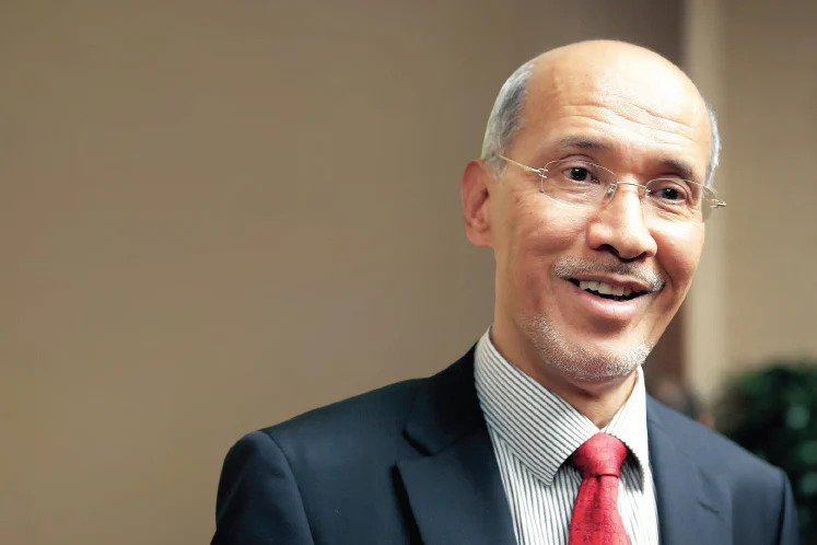 Ex-1MDB Chairman Bakke Salleh Appointed New TM Chairman 25