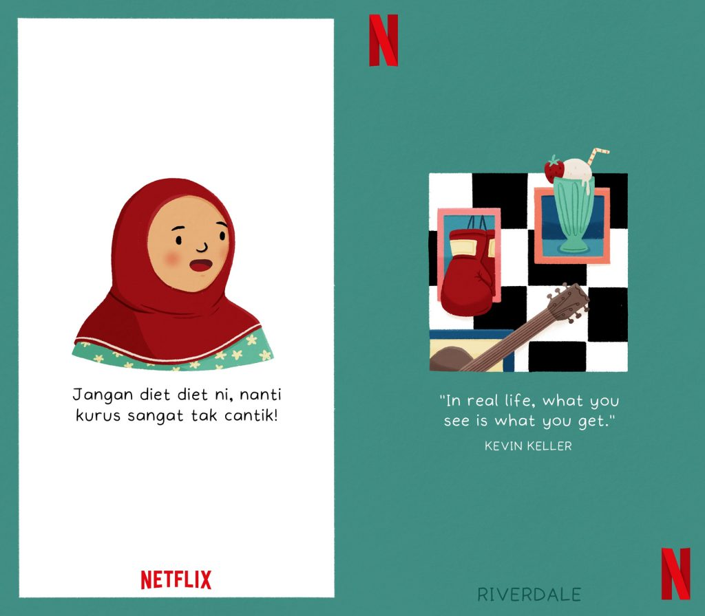How to Counter These 15 Annoying Raya Situations with Help from Netflix 26