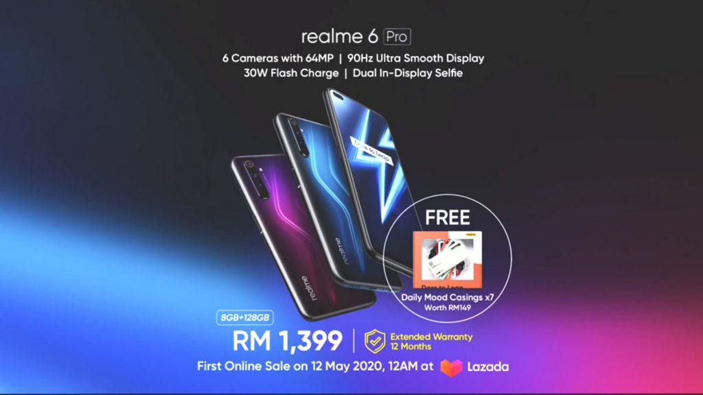 realme 6 Pro Officially Launched In Malaysia At RM1,399 23