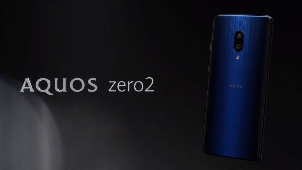Sharp AQUOS Zero 2 with 240 Hz OLED display announced in Taiwan for ~RM3185 22