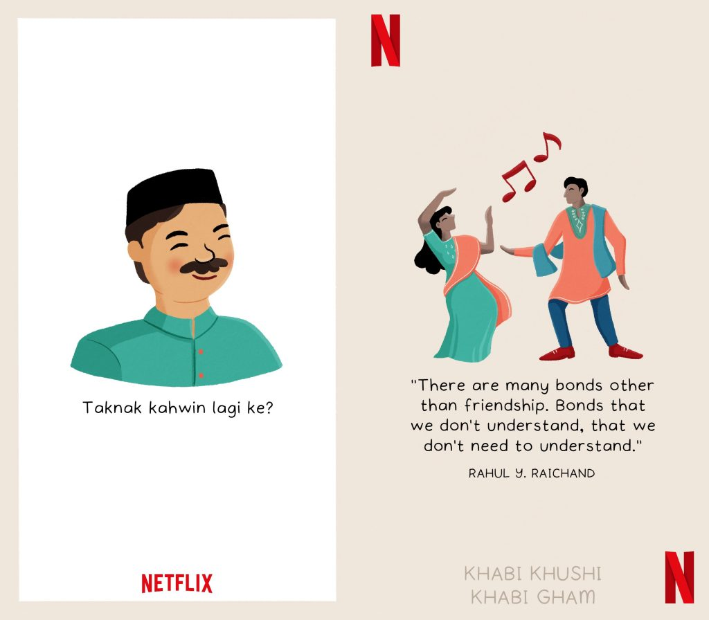 How to Counter These 15 Annoying Raya Situations with Help from Netflix 22
