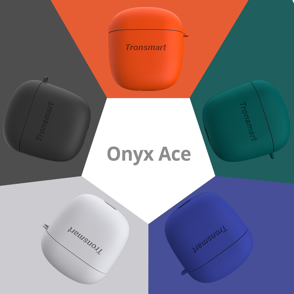 Get a Free Colourful Protective Case With Every Purchase of the Tronsmart Onyx Ace 24