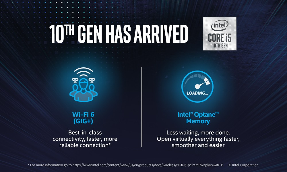 Great Deals on 10th Gen Intel Core ASUS Laptops and Prizes at the Intel Mega Sales