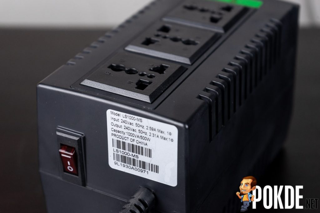 When do you need an AVR, UPS or a surge protector? 21